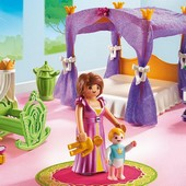 camera-printesei-cu-leagan-playmobil