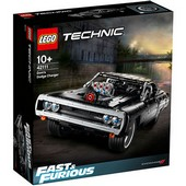 doms-dodge-charger-42111-lego-technic