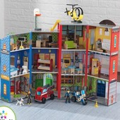 everyday-heroes-set-pompieri-kidkraft-nou