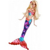 papusa-sirena-sclipitoare-barbie-blonda-new